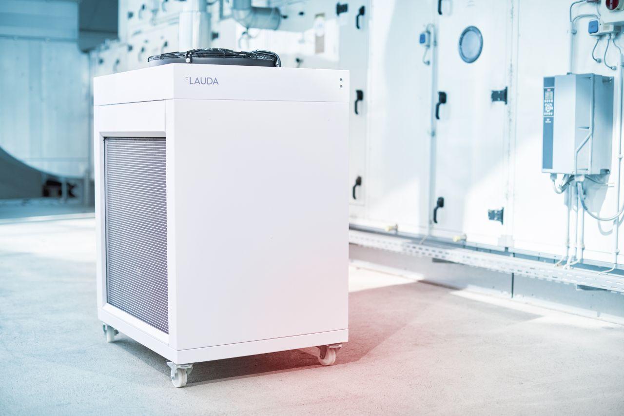 LAUDA Ultracool: energie-efficiënte temperatuurregeling