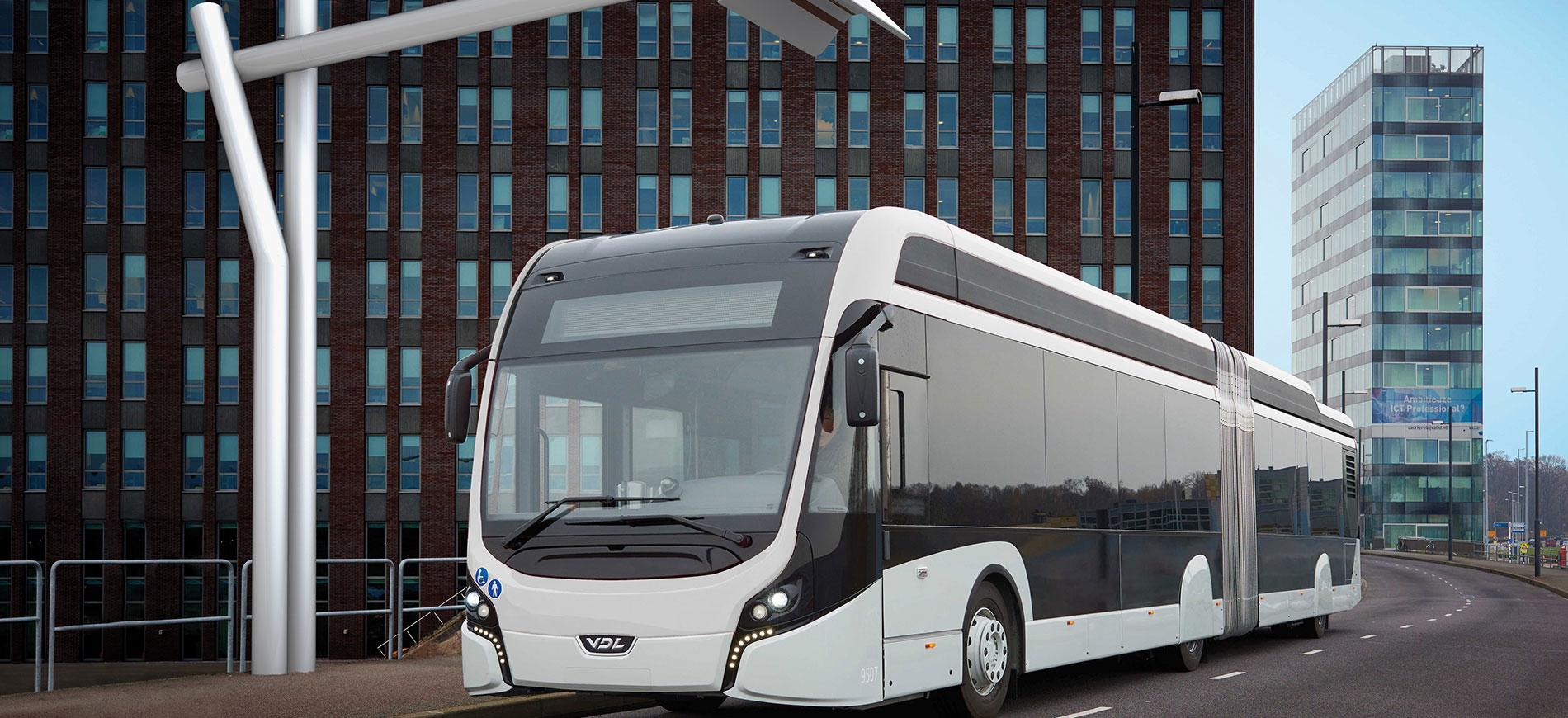 De razendsnelle elektrificatie van het busvervoer in Nederland