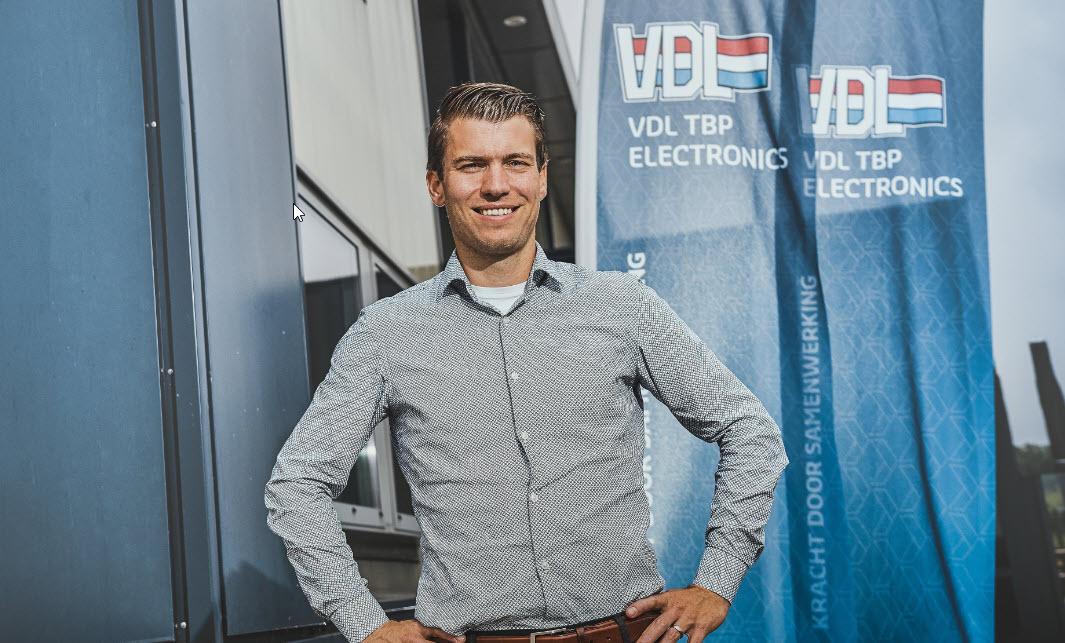Nieuwe Managing Director Joost van Haperen