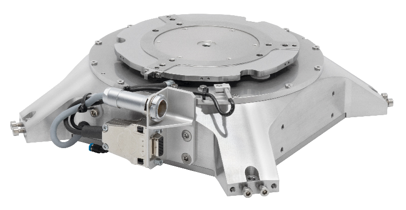 DXRH ROTARY AXIS, ETEL's nieuwe 1 DOF high-end rotary stage
