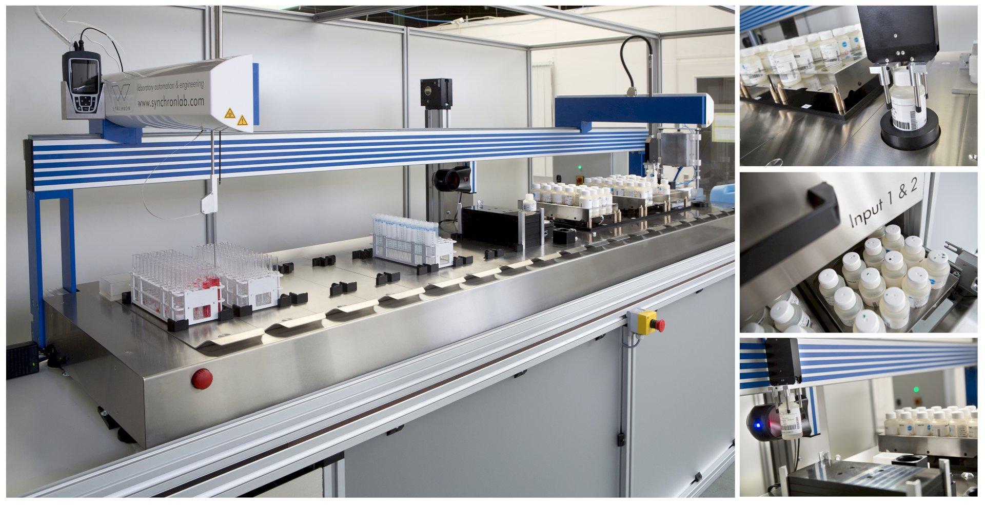 Xperimate modular robotic pipetting platform