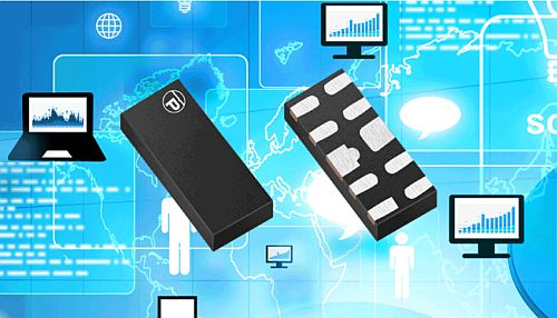 Steering Diode / TVS Arrays Deliver Electrical ESD Circuit Protection
