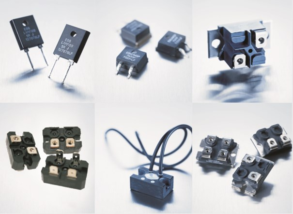 eMobility Resistors for Pre-charge and Dis-charge