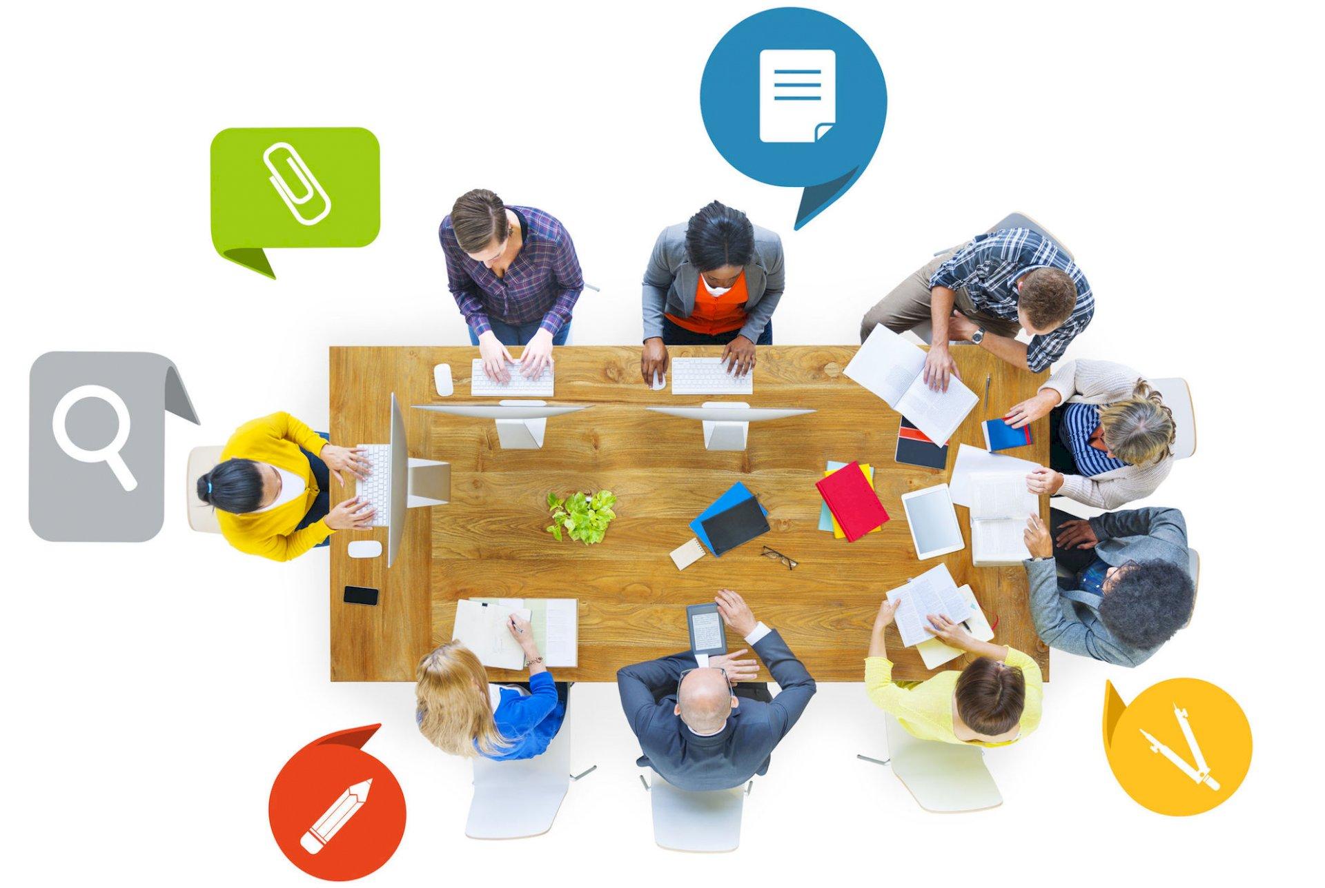 Werkgroepen FHI Gebouw Automatisering