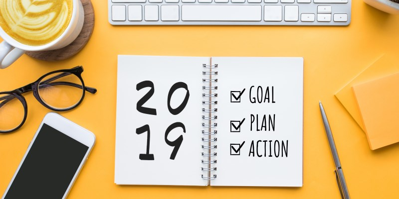 Volop activiteiten in 2019