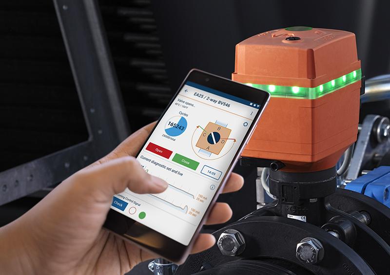 Georg Fischer aandrijving: de nieuwe Smart Actuator