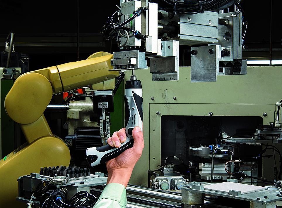 Industry tools: de juiste verbinding in het proces