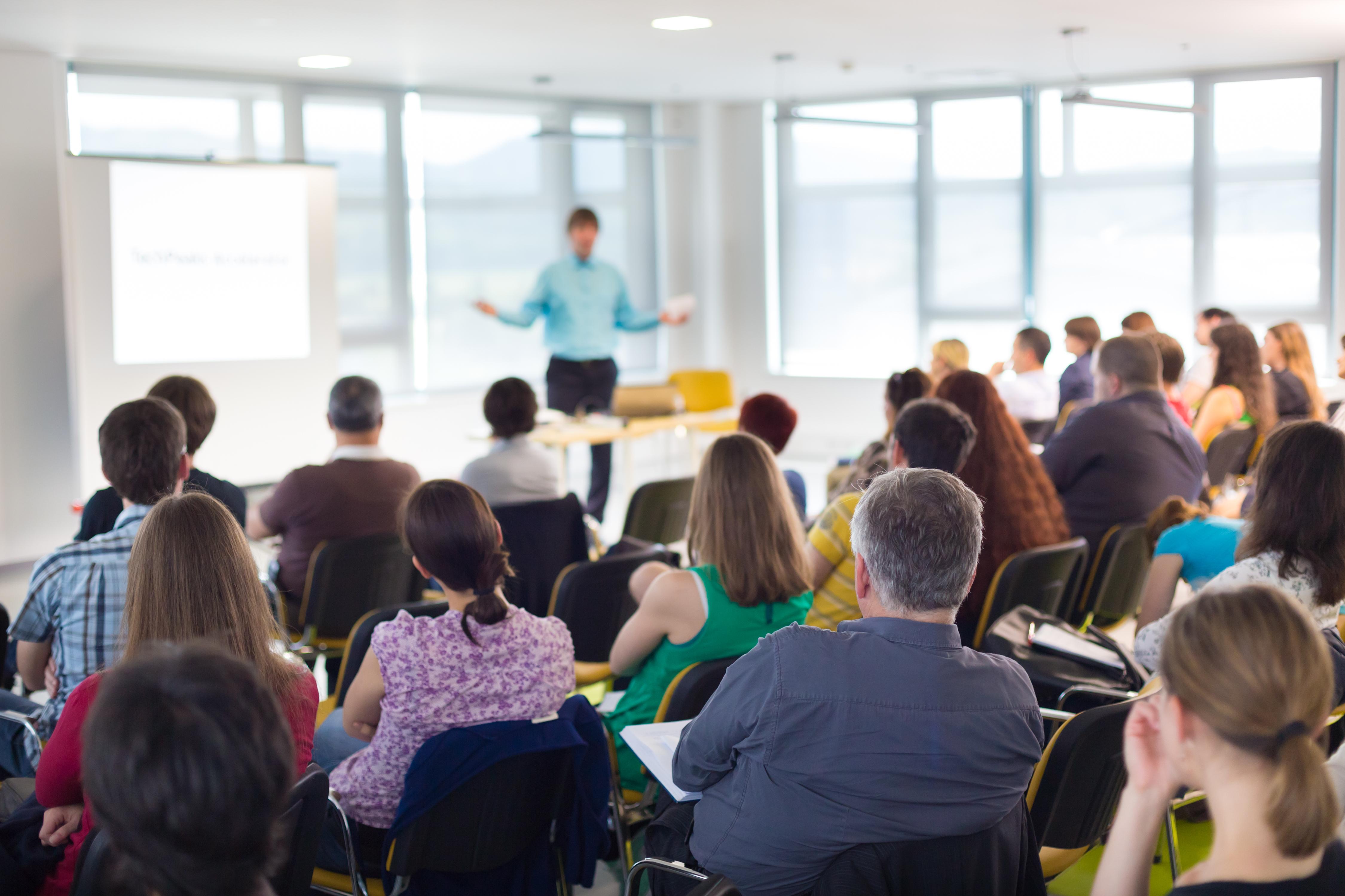 Projecten en seminars in World of Laboratory