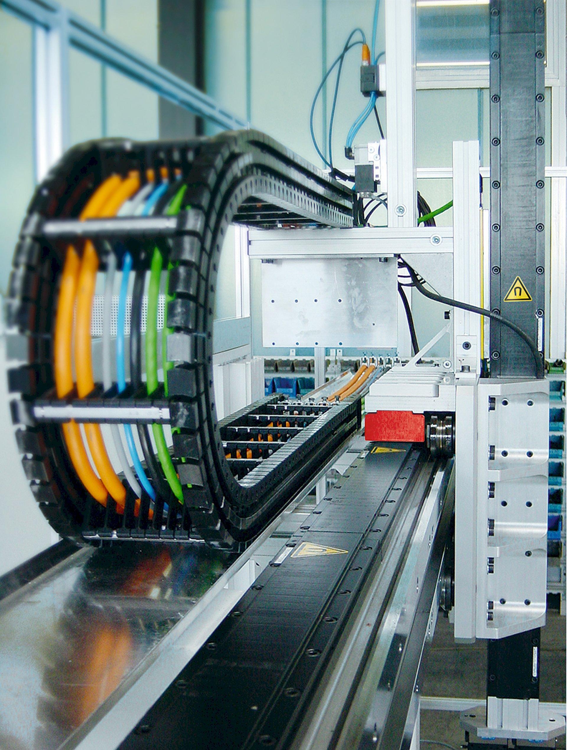 Helukabel levert TOPSERV en TOPGEBER kabels voor machines