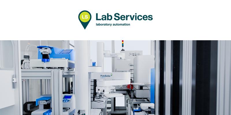 Lab Services komt naar je toe!