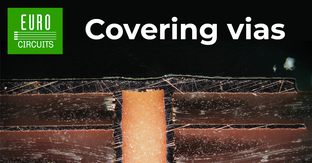 Covering Vias