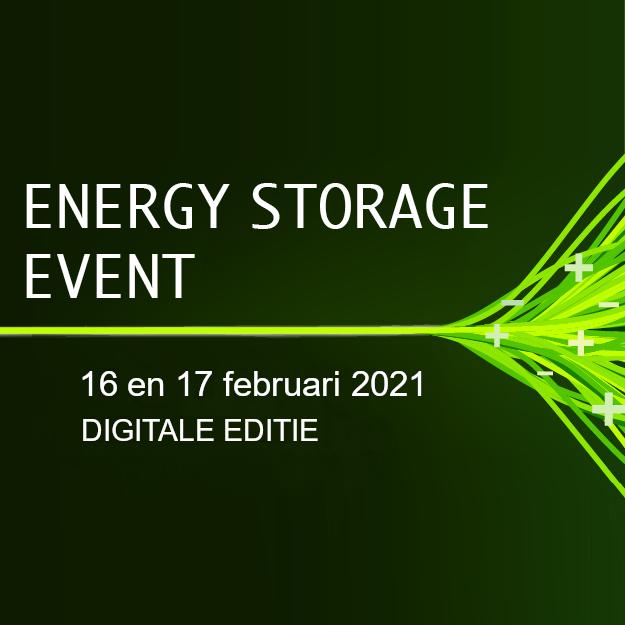 Volgende week vindt het Energy Storage event plaats!