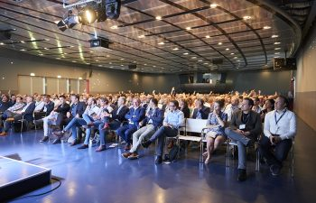 Conferentie Bits, Bricks & Behaviour 2019