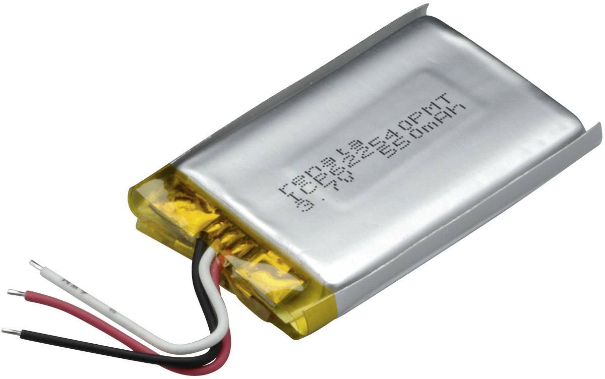 Lithium ION polymer batteries at short lead times