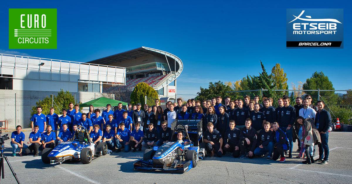 Etseib Motorsport Barcelona