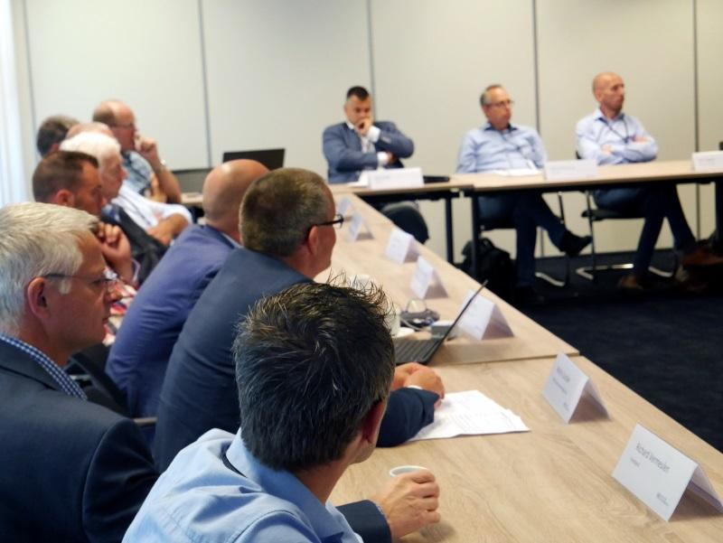 Volop interactie tussen IE en GA tijdens netwerkbijeenkomst