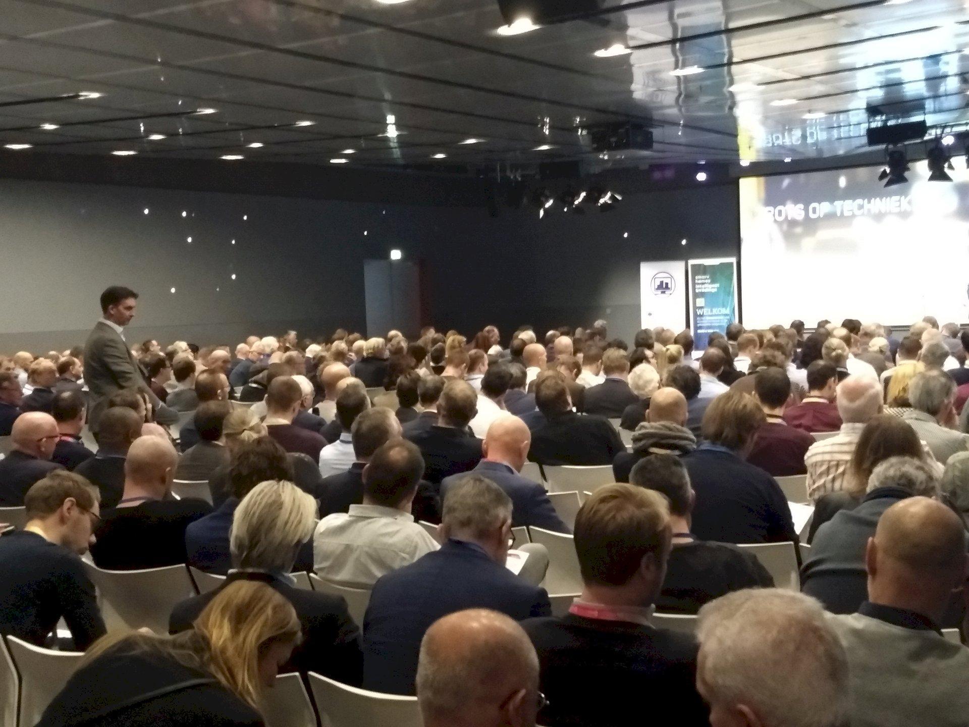 Evaluatiebijeenkomst Bits, Bricks & Behaviour en Smart Homes & Intelligent Buildings