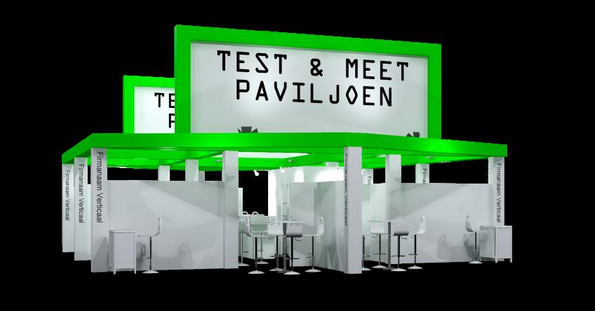 Test & Meet Paviljoen bundelt kennis