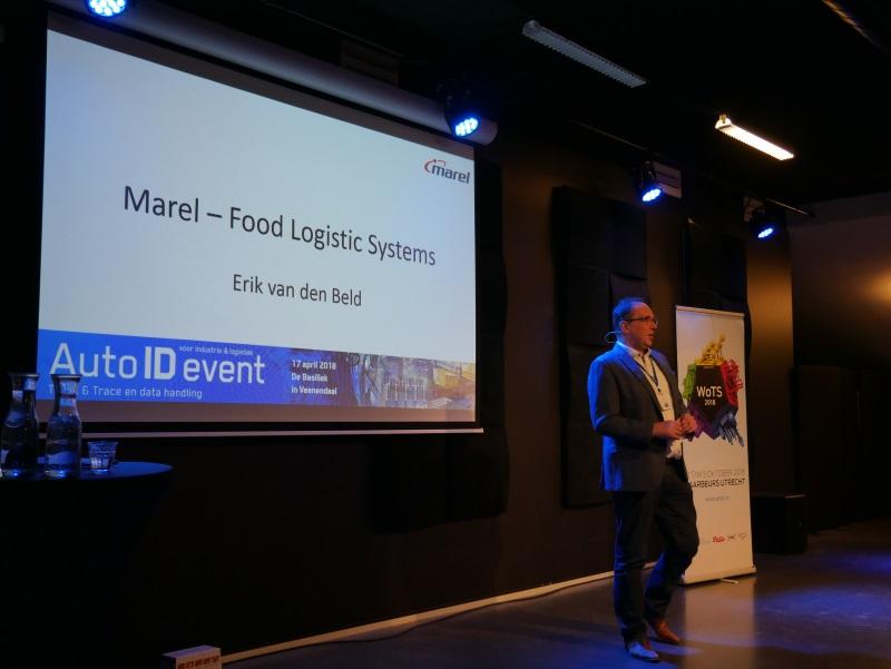 RFID's en barcodes: een terugblik op het Auto ID event