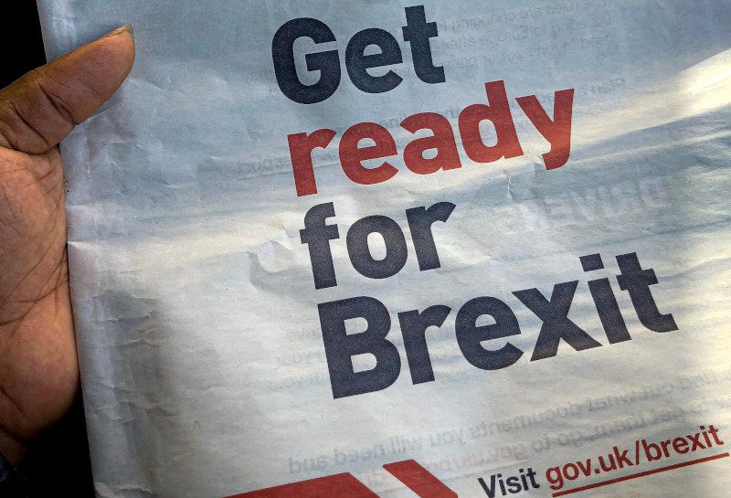 Wees voorbereid op aanstaande Brexit