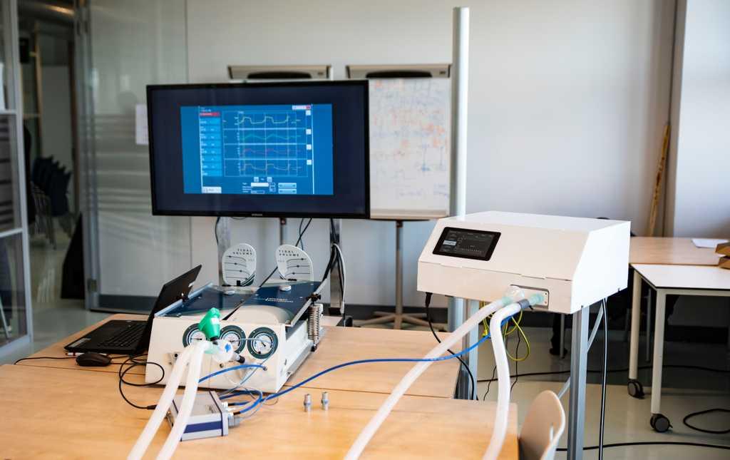 Studenten TU Delft ontwikkelen in korte tijd AIRone-beademingsapparaat