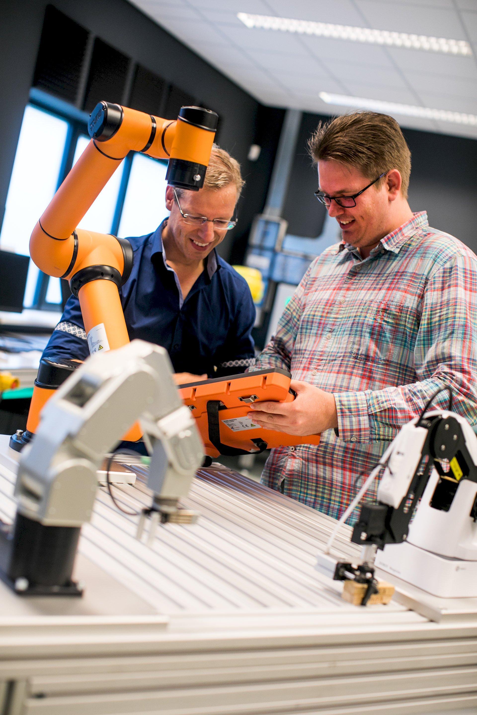 De toekomst van Smart Industrial Machinery (SIM)