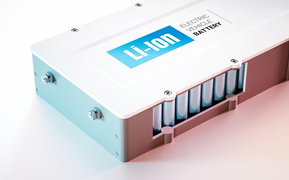 Het testen van lithium-ion batterijen
