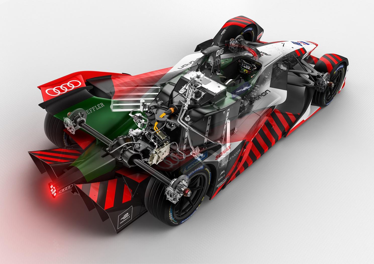 Würth Elektronik supplies transformer and reference design for powertrain of Audi e-tron FE07