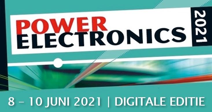 Power Electronics event: online maar niet afstandelijk