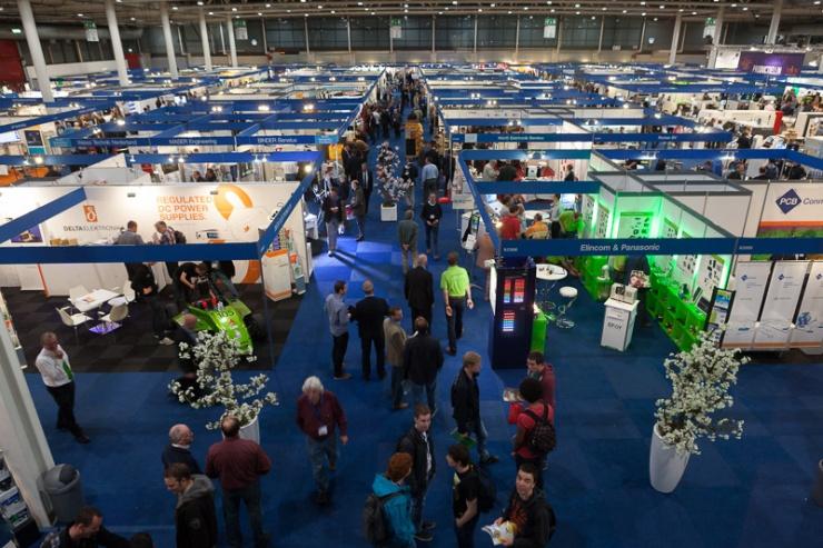 Registreer u NU als bezoeker van Electronics & Applications 2021!2021