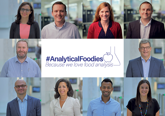 #AnalyticalFoodies