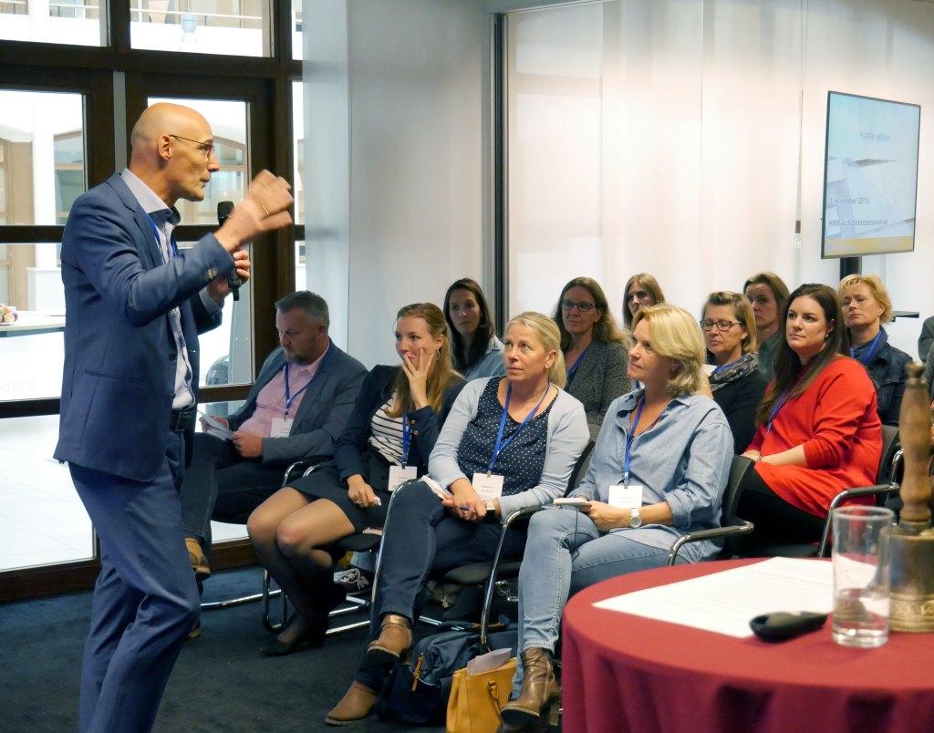 HRM-Actualiteitenseminar legde focus op inzetbaarheid en talentmanagement