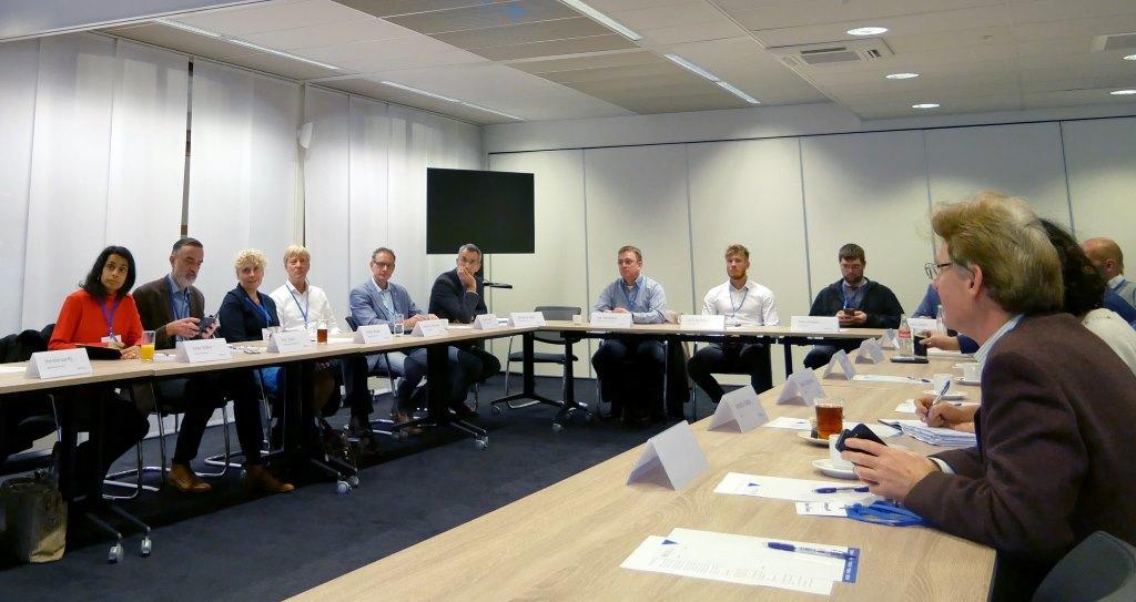 FHI-leden bundelen kennis voor energietransitie