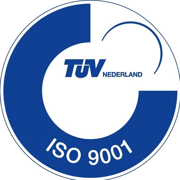 PHC Europe BV  ISO gecertificeerd