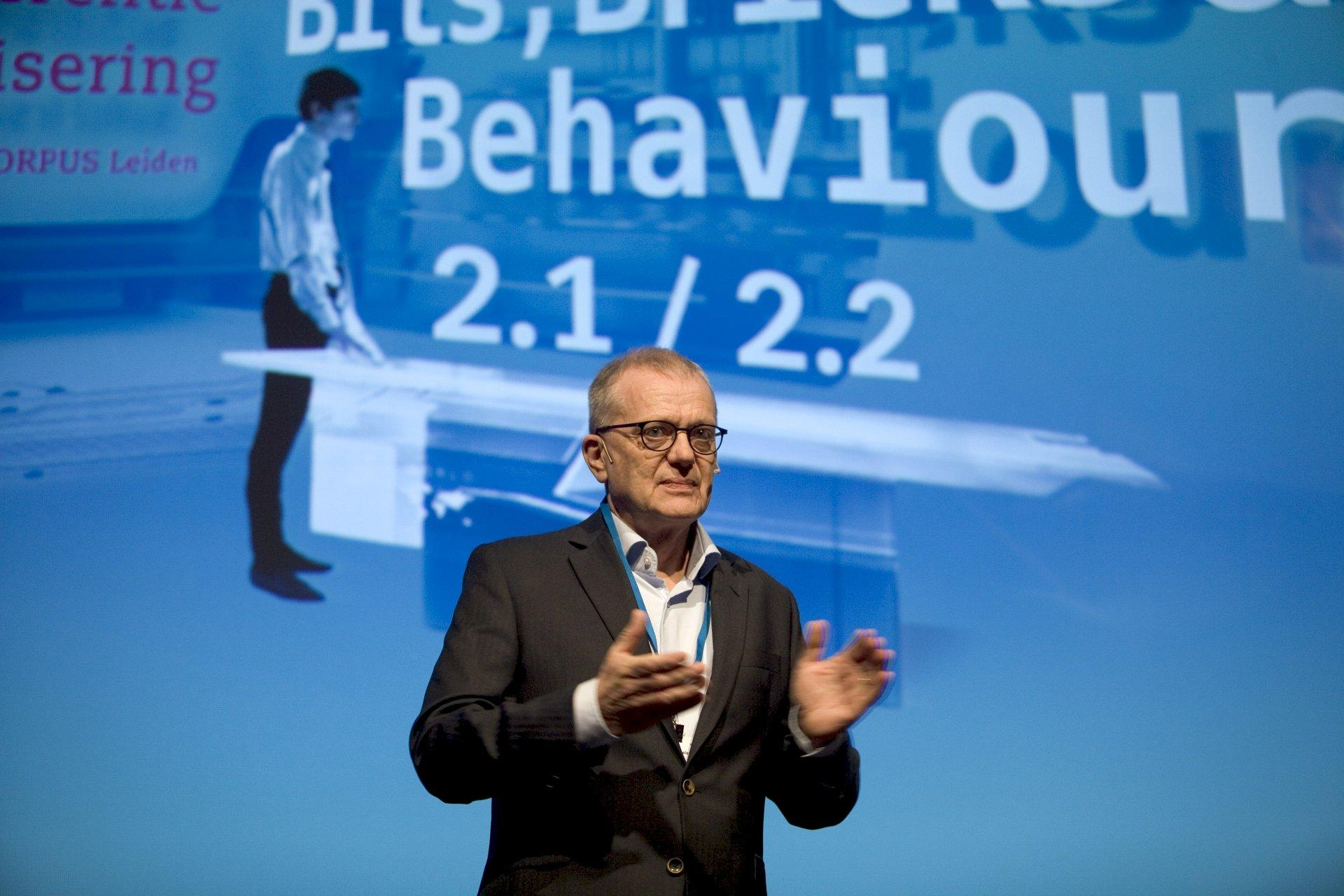 De conferentie Bits, Bricks & Behaviour