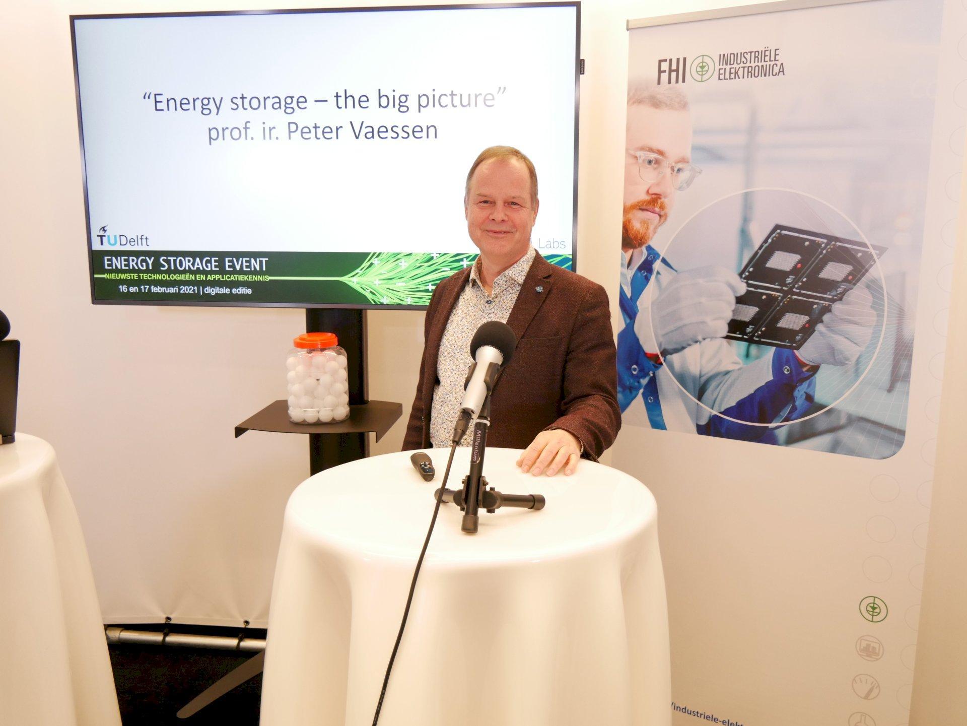 Eerste digitale editie Energy Storage event succesvol