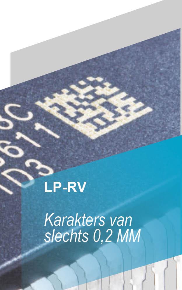 Special LP-RV | Ontdek onze nieuwste lasermarker