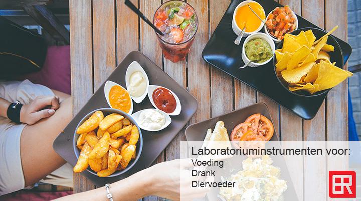 Een specifieke website voor de voedingssector
