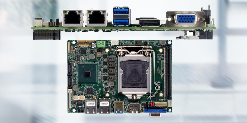 3.5-inch LGA1200 motherboard for AI projects