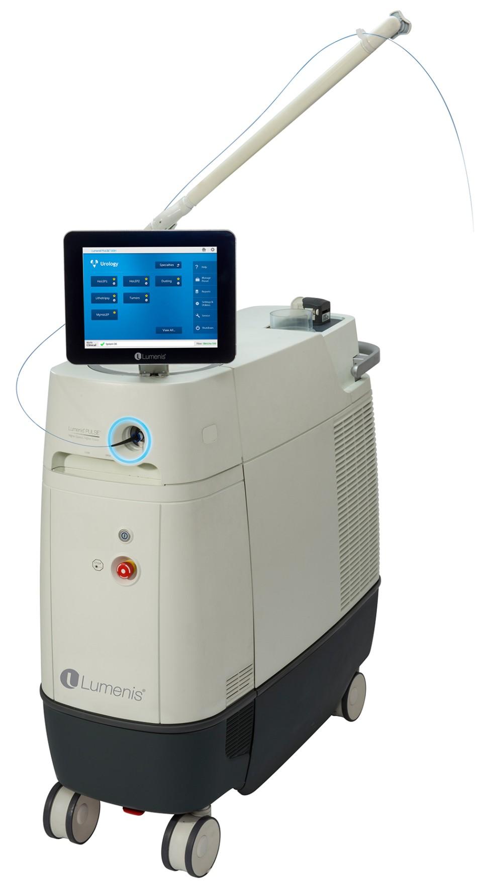 LUMENIS Holmium Pulse 120H | Met MOSES-technologie