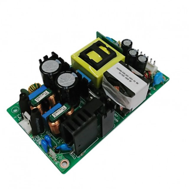 3″ x 5″ High Power Density 350W Open Frame Power Supply