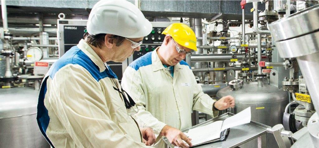 Automatisering van activiteitsbepaling verhoogt snelheid productcontroles bij Aspen