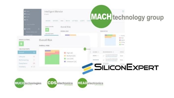 Mach Technology Group & SiliconXpert maakbaar en toekomst bestendige ontwikkeling en productie.
