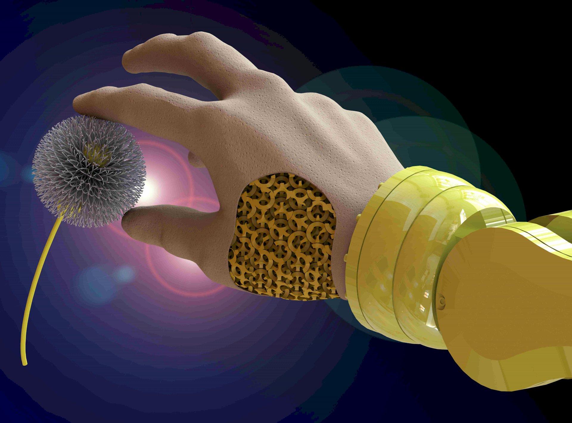 TU Delft ontwikkelt zachte actuatoren voor 'zachte robotica'