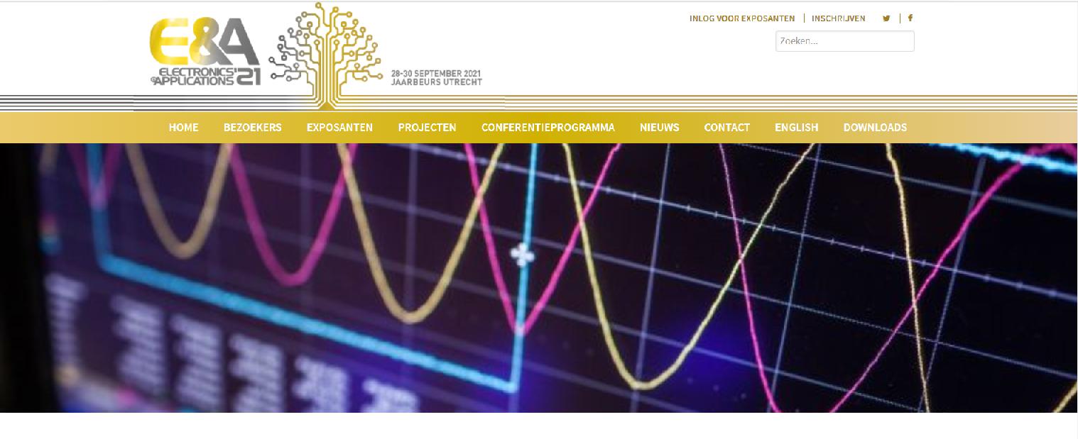 Electronics & Applications 2021: innoveert met gecombineerd productieplein