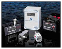 Vocht detectie in aardgas met de 8800 NG van Teledyne
