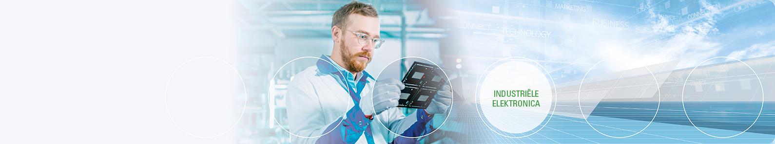 Nieuw - Digitale uitvraag FHI Trendonderzoek Industriële Elektronica