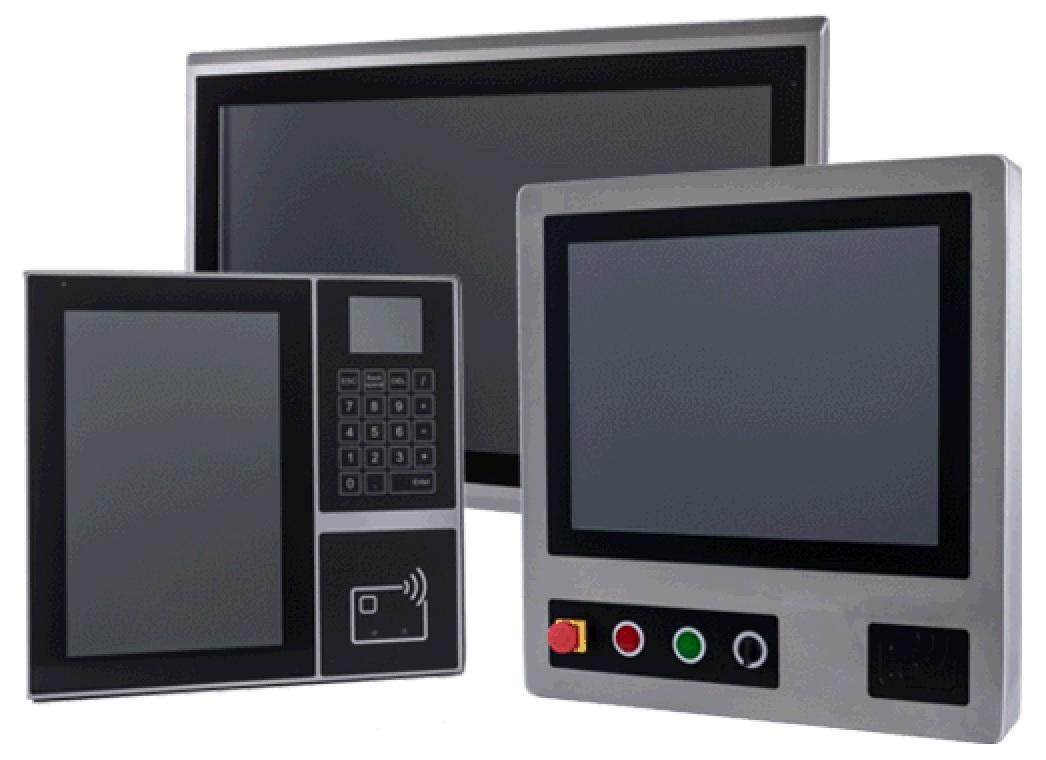 HIPEC-PRO series – De industriële panel PC/HMI voor Food and Beverages