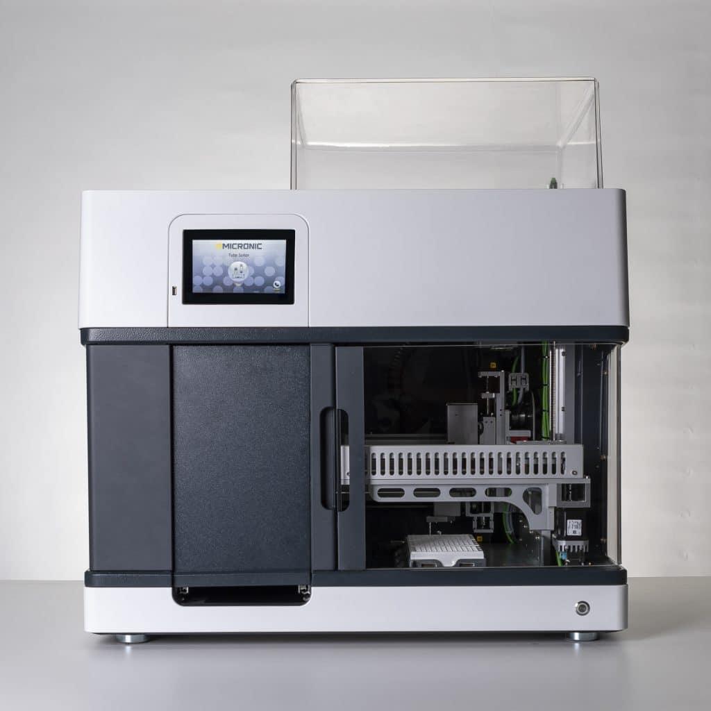 Next level tubes sorteren met de Micronic HT700