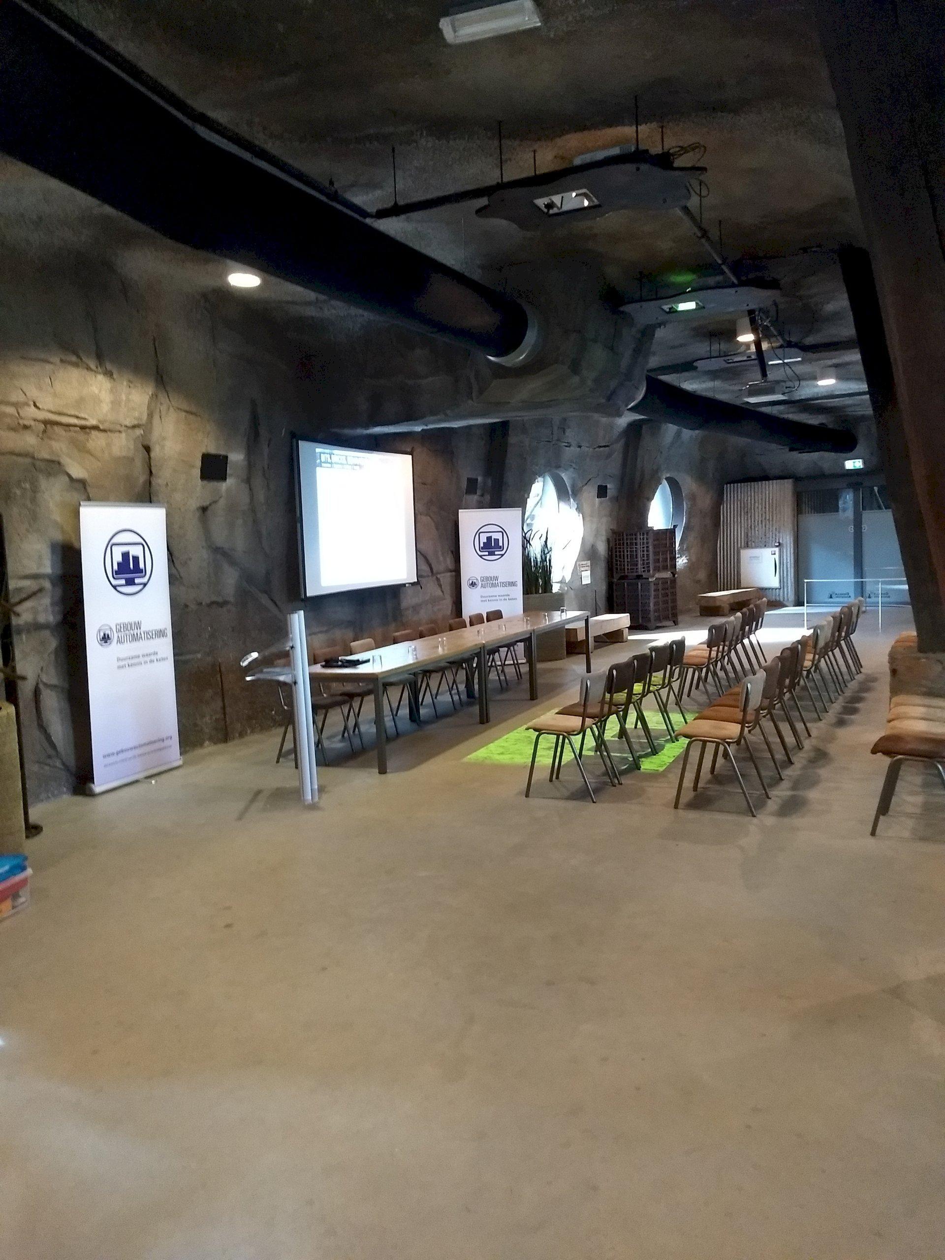 Terugblik Algemene Ledenvergadering branche Gebouw Automatisering en Kick-off Bits, Bricks & Behaviour